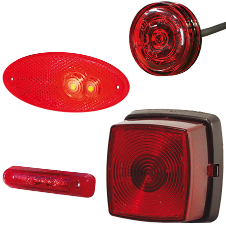 Picture for category Rear clearance lights