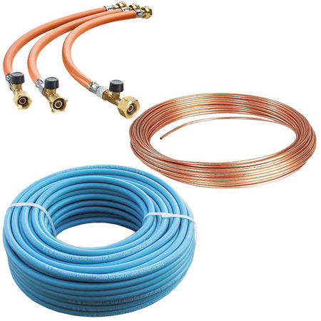 Picture for category Gas tubes and pipes