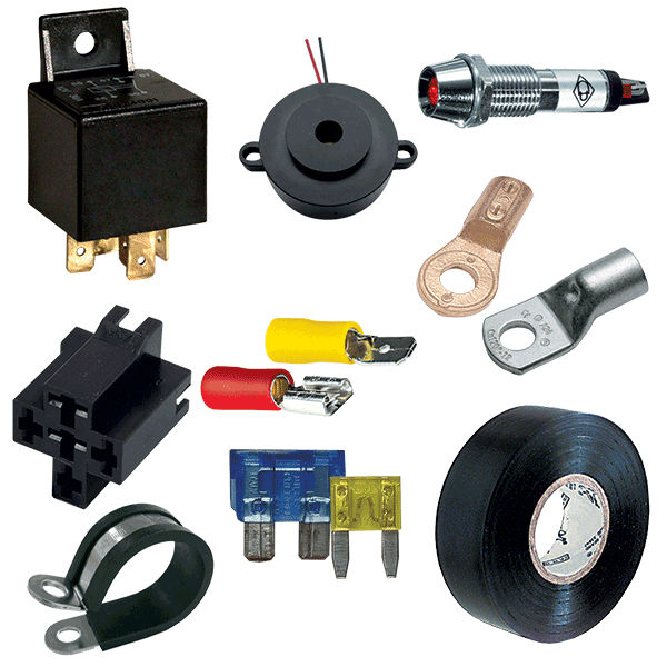Electrical small parts