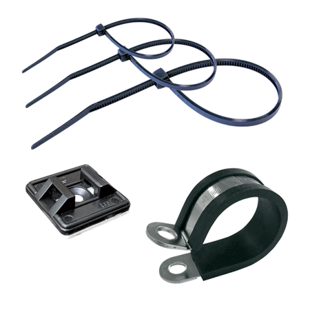 Picture for category Plastic clamps and headers