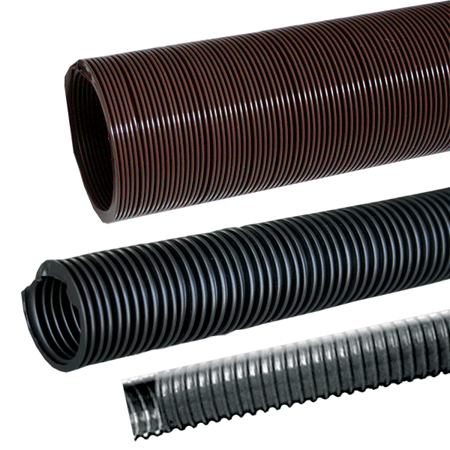 Picture for category Spiral tubes for discharge