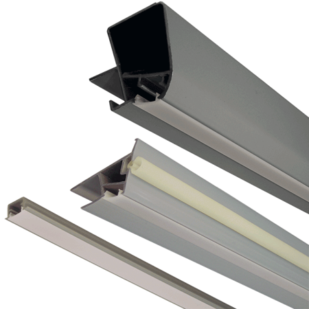 Picture for category LED door profiles for wall units