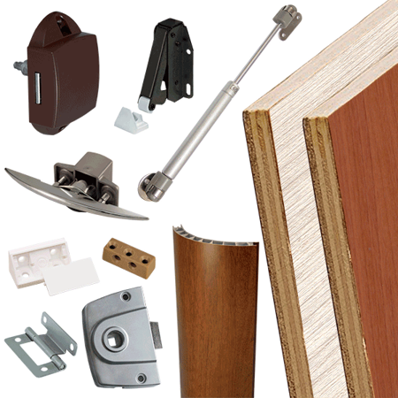 Picture for category Furniture and locks